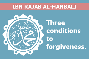 Three Conditions to Forgiveness book cover