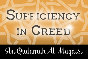 Sufficiency in Creed book cover