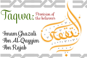 Taqwa: The Provision of the Believers book cover